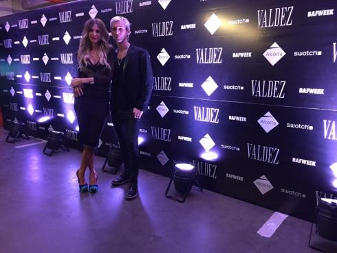 Guillermina Valdés & Fabián Paz