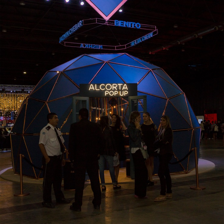 Pop-up Alcorta