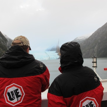 Ushuaia Extremo hacia el Glaciar Garibaldi